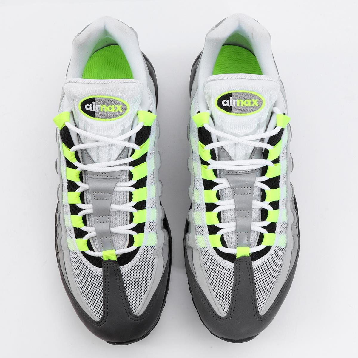 16ddbf8763c1 BEEGLE by Boo-Bee  NIKE (Nike) AIR MAX 95 OG VOLT NEON (  554