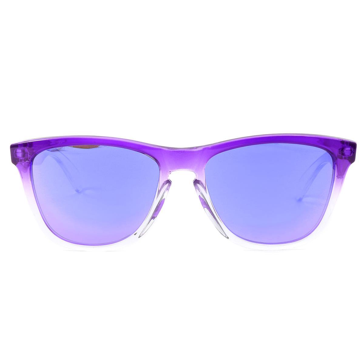 6dd86673ab77 OAKLEY (Oakley) frog skin polarizing lens sunglasses (FROGSKINS 24-224)  purple ...