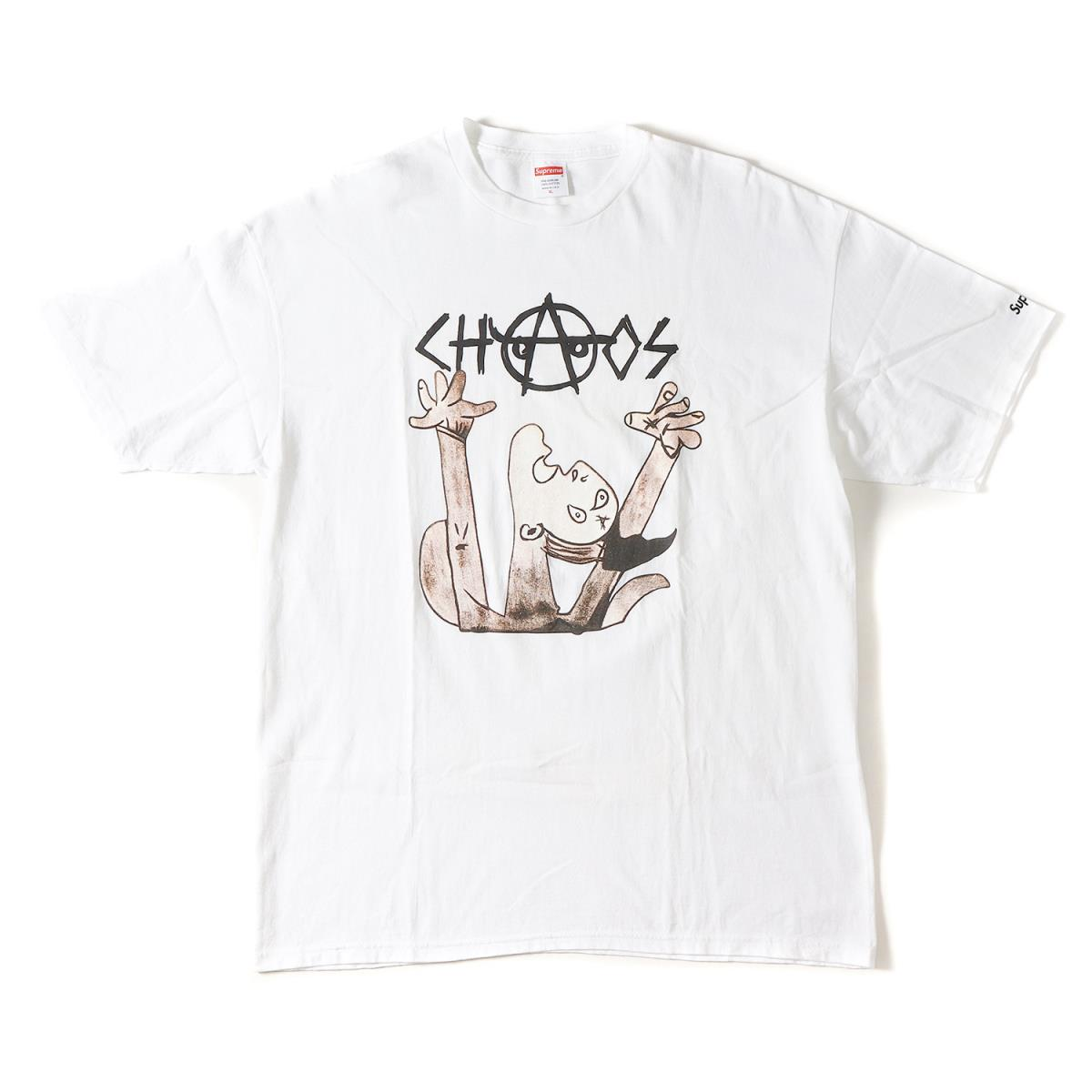 44830871cbcc BEEGLE by Boo-Bee: Supreme (シュプリーム) 10S/S chaos graphic T ...