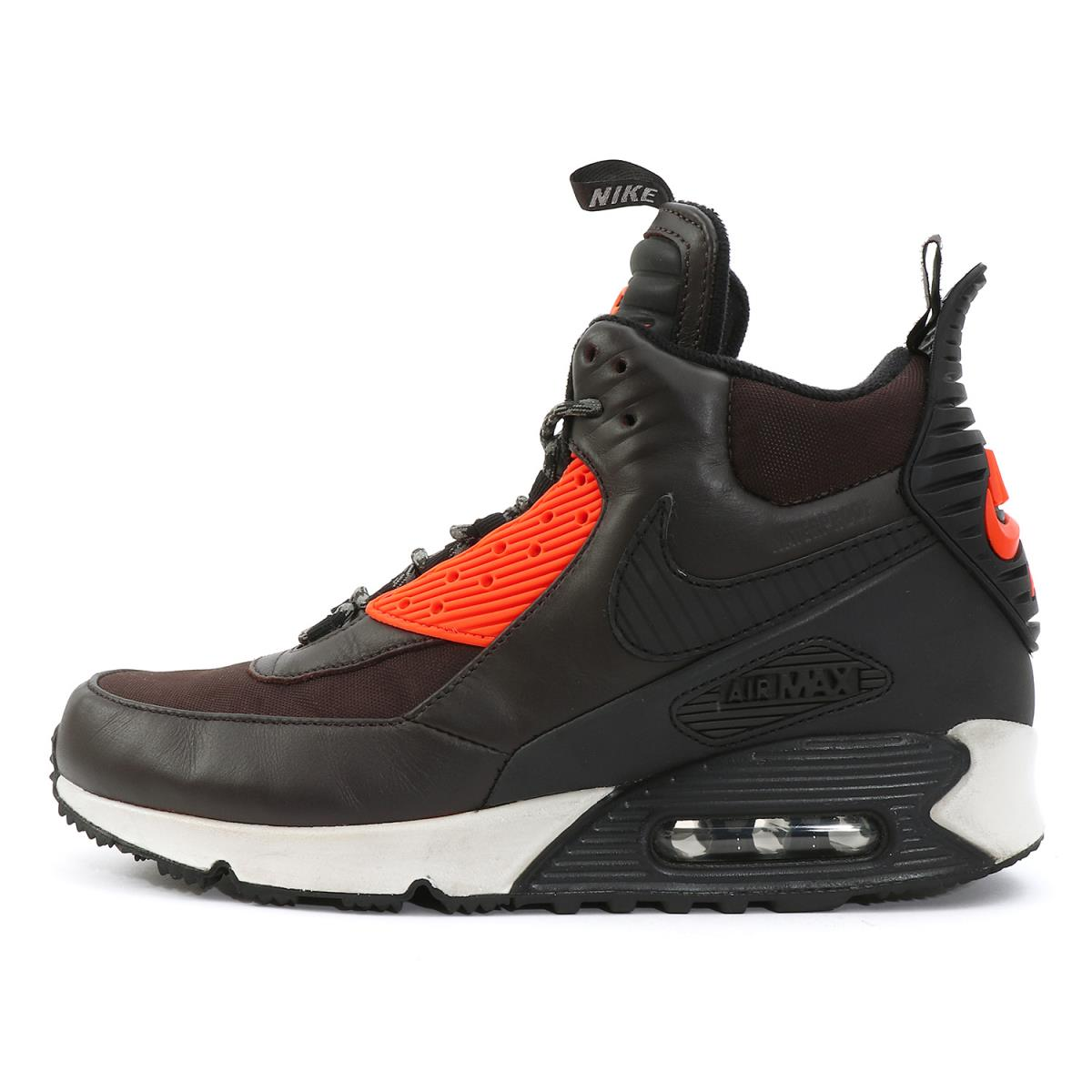 NIKE (Nike) AIR MAX 90 SNEAKERBOOT WINTER (684,714 200) velvet brown US8(26cm)