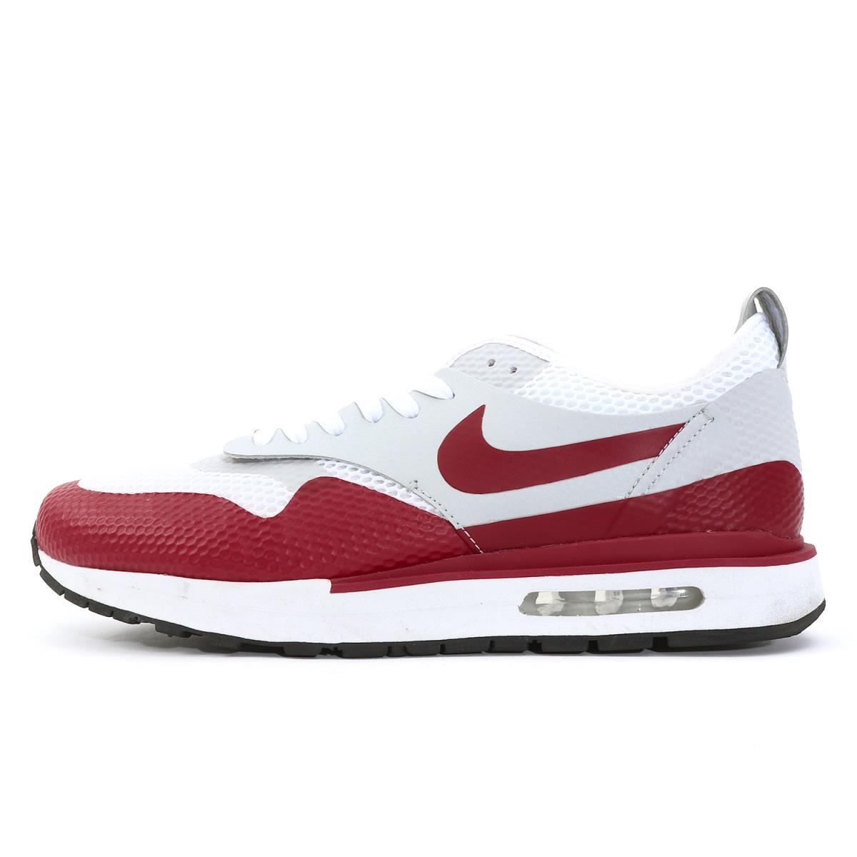 NIKE (Nike) AIR MAX 1 ROYAL SE SP (AA0869 100) white X gym red US10(28cm)