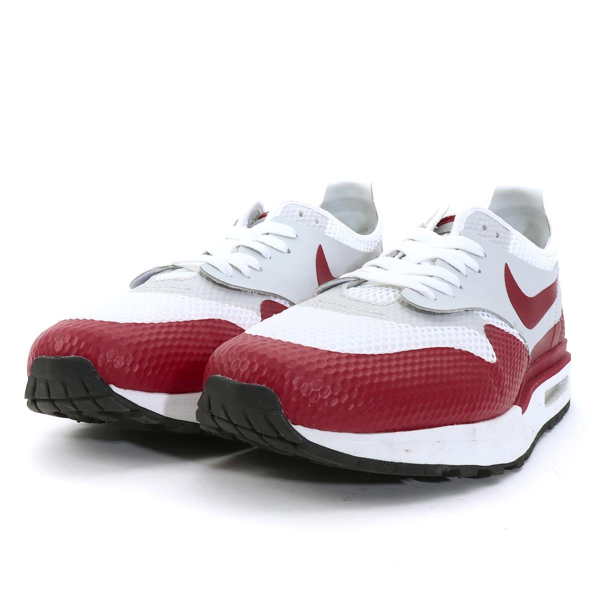 NIKE (Nike) AIR MAX 1 ROYAL SE SP (AA0869-100) white X gym red US10(28cm) 47f9efaee0c0