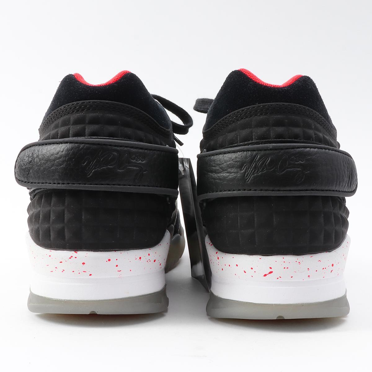e8235c446e NIKE (Nike) AIR TR.V.CRUZ QS (821,955-001) black X blight crimson US9 .5(27.5cm)