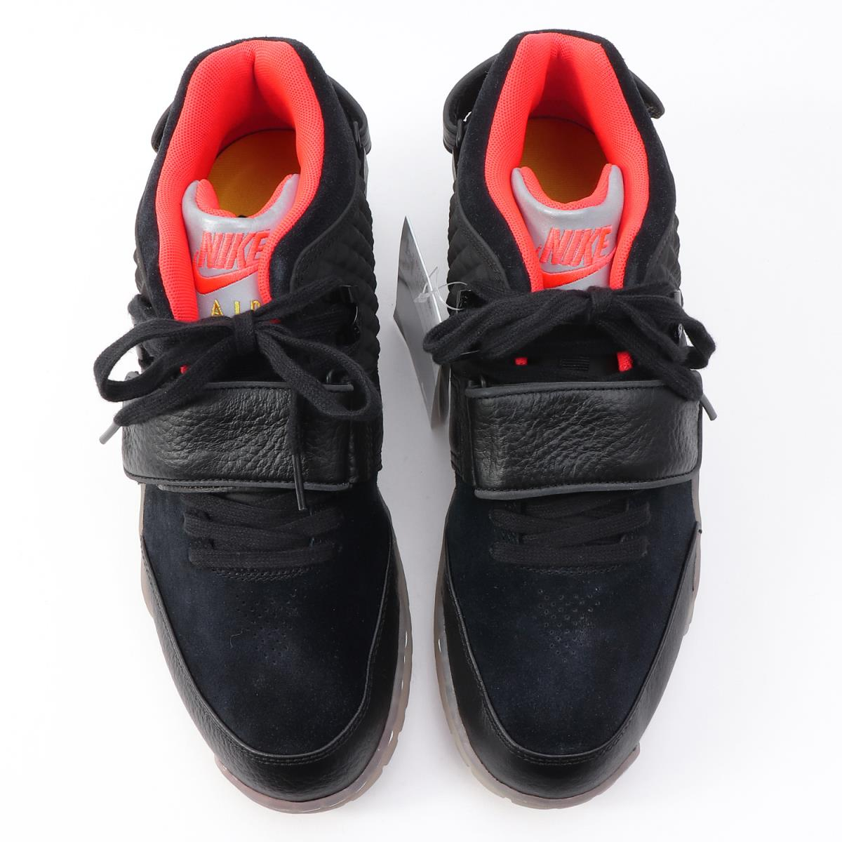 pretty nice 19baf 61d86 NIKE (Nike) AIR TR.V.CRUZ QS (821,955-001) black X blight crimson US9 .5(27.5cm)
