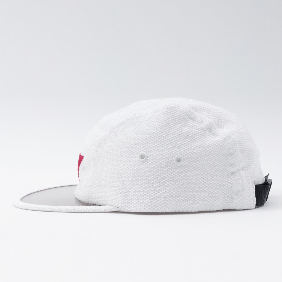 4d67eb05681 Supreme (シュプリーム) 17S S clear visor BOX logo picket camping cap (Pique  Angler Camp Cap) white
