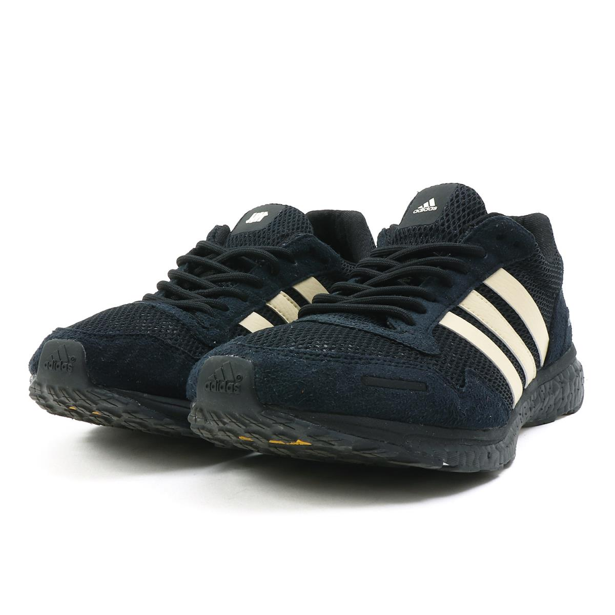 separation shoes 76037 06b3c UNDEFEATED (Andy fee Ted) 18S/S X adidas ADIZERO ADIOS UNDFTD (B22483)  black US9(27cm)