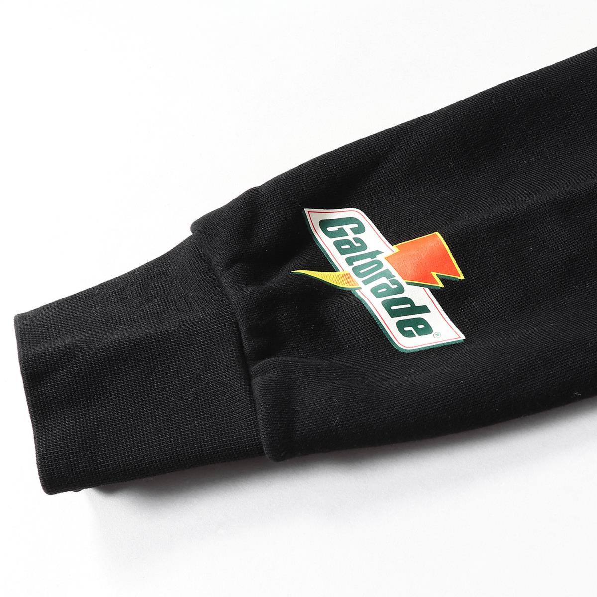 7116c270e1e ... NIKE (Nike) 17A/W X GATORADE collaboration logo sweat shirt parka (LIKE  MIKE