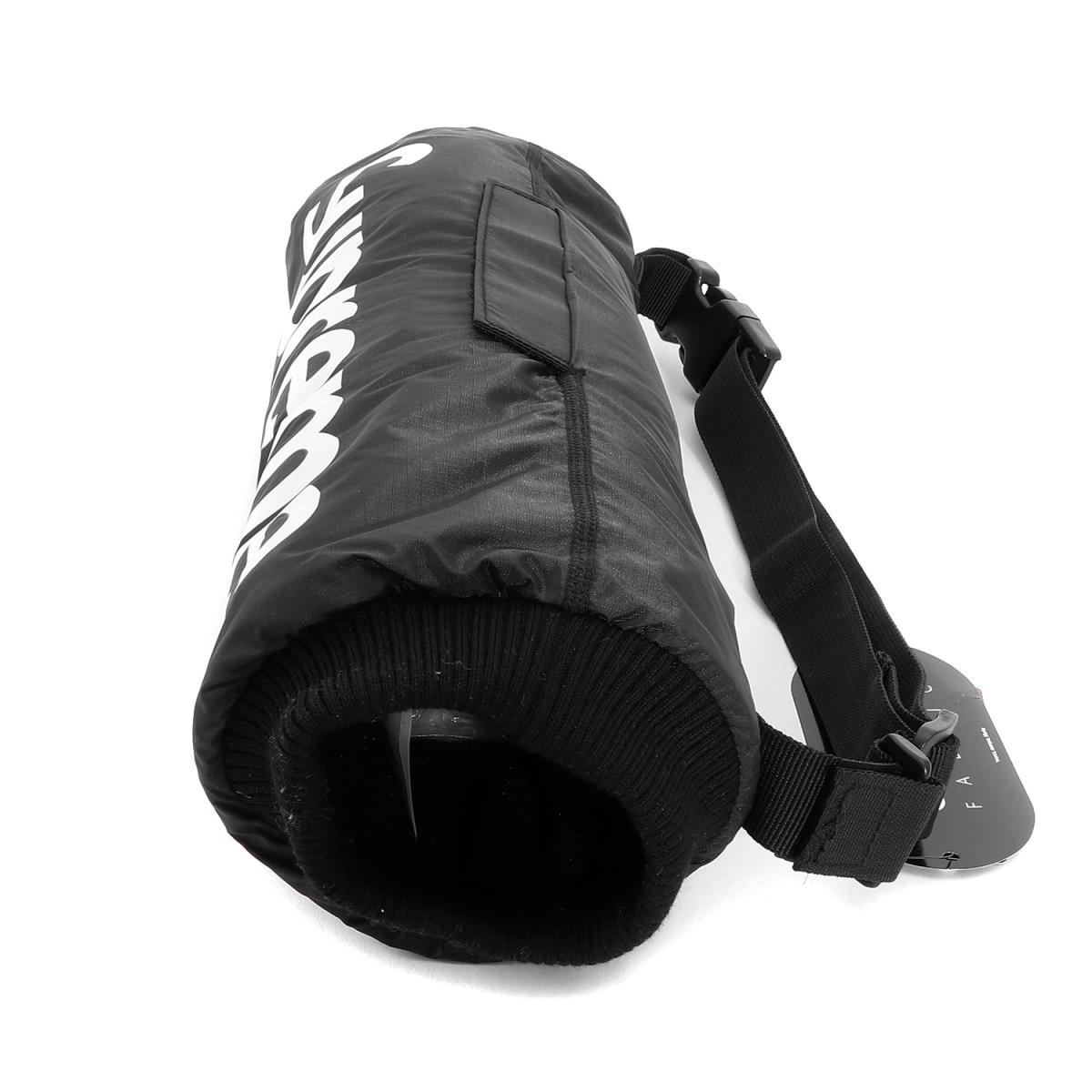 ブラック 【あす楽☆対応可】 (シュプリーム) Supreme (Hand warmer) 18A/ 【K2254】 W 【メンズ】 【プライスダウン】 ロゴプリントハンドウォーマー