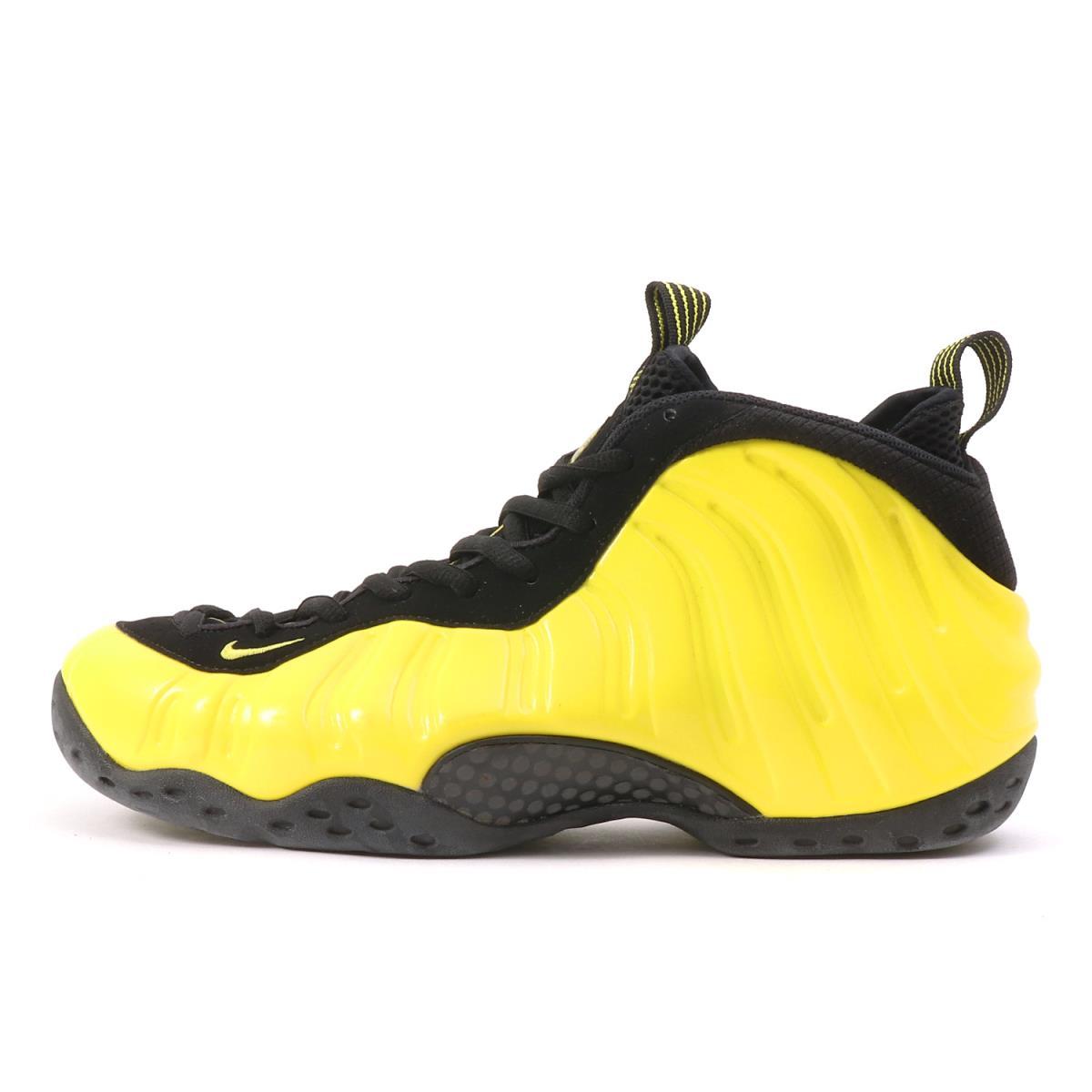 buy online 97327 4553a NIKE (Nike) AIR FOAMPOSITE ONE OPTIC YELLOW (314,996-701) Opti stake  Herault X black US10(28cm)