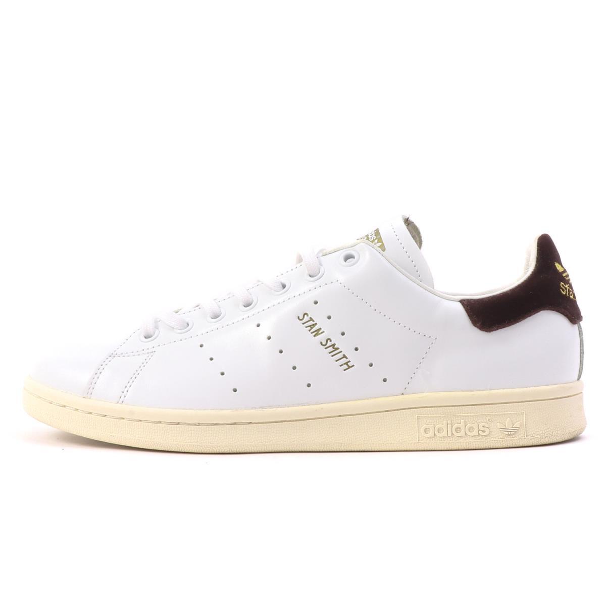 big sale 887be 57721 adidas (Adidas) 16A/W X BEAUTY&YOUTH STAN SMITH BY (glass leather / BA7417)  white X brown US9.5(27.5cm)