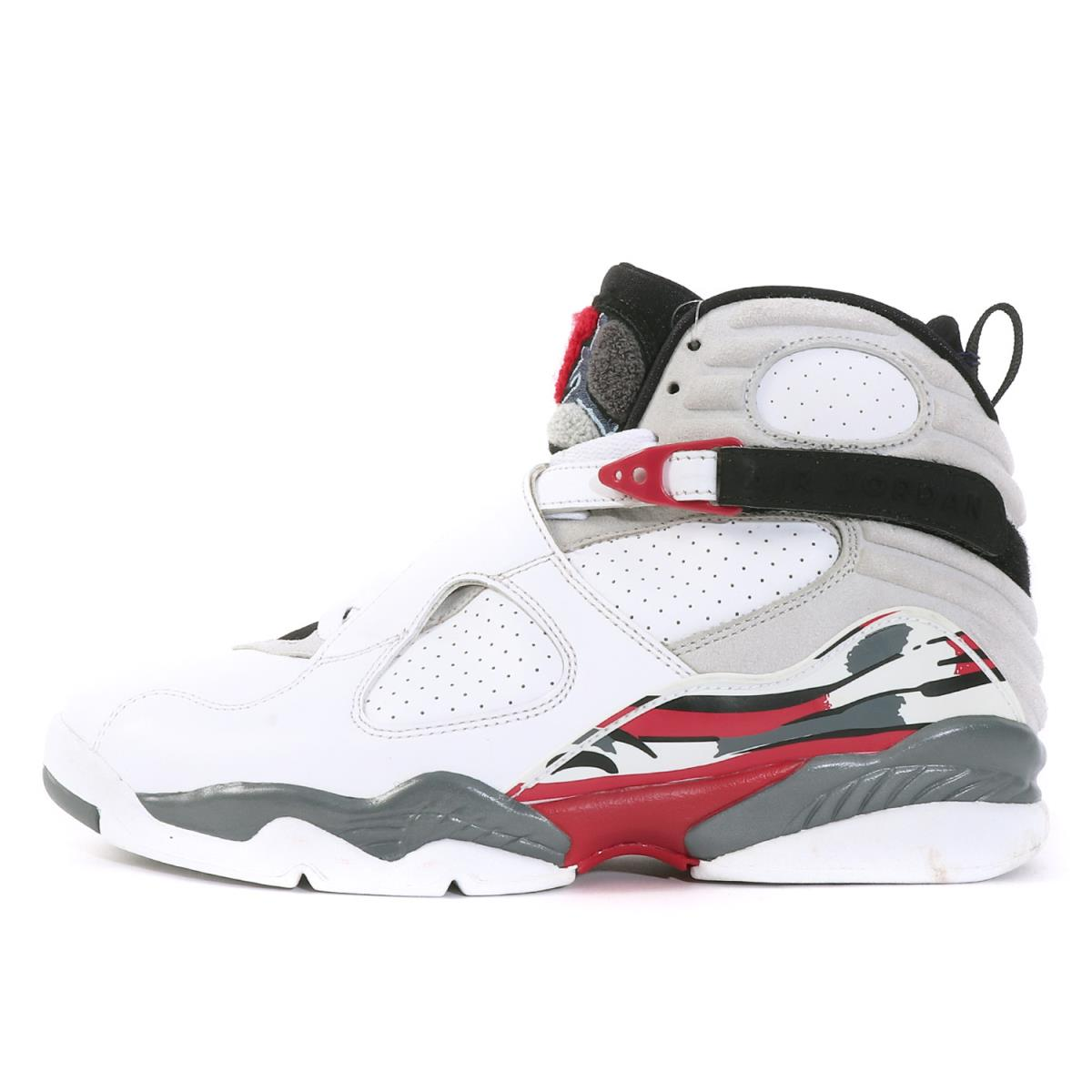 new styles f3b85 ab342 NIKE (Nike) AIR JORDAN 8 RETRO BUGS BUNNY (  305,381-103 made in 2013) white  X toe roux red US10(28cm)