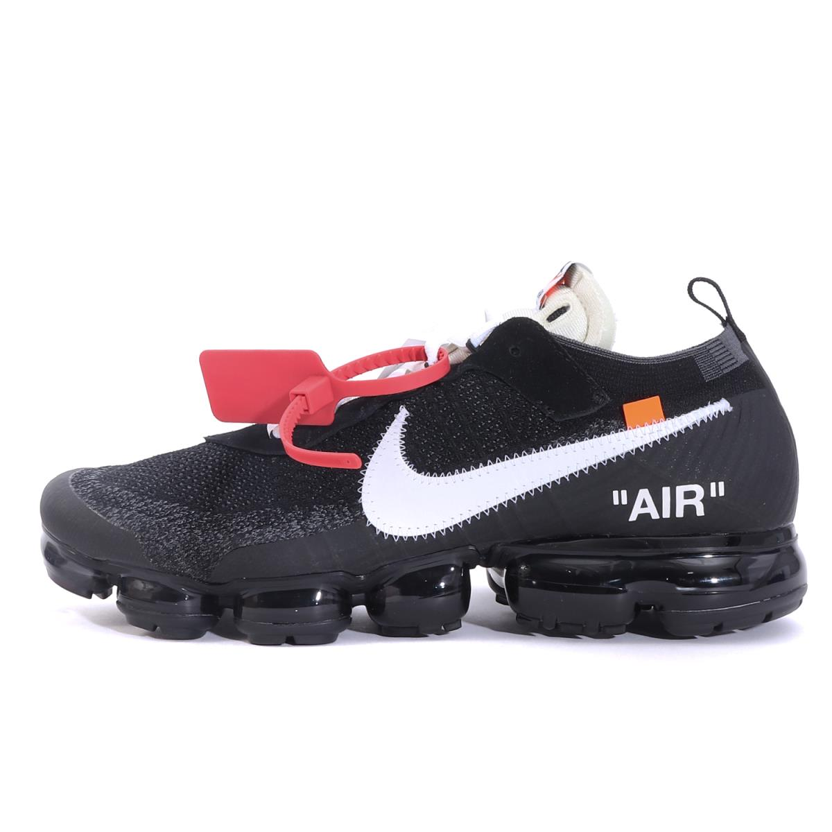 53f05837ffe It is AIR VAPORMAX FK (AA3831-001) black US12(30cm) OFF-WHITE (off-white)  17AW X NIKE THE 10