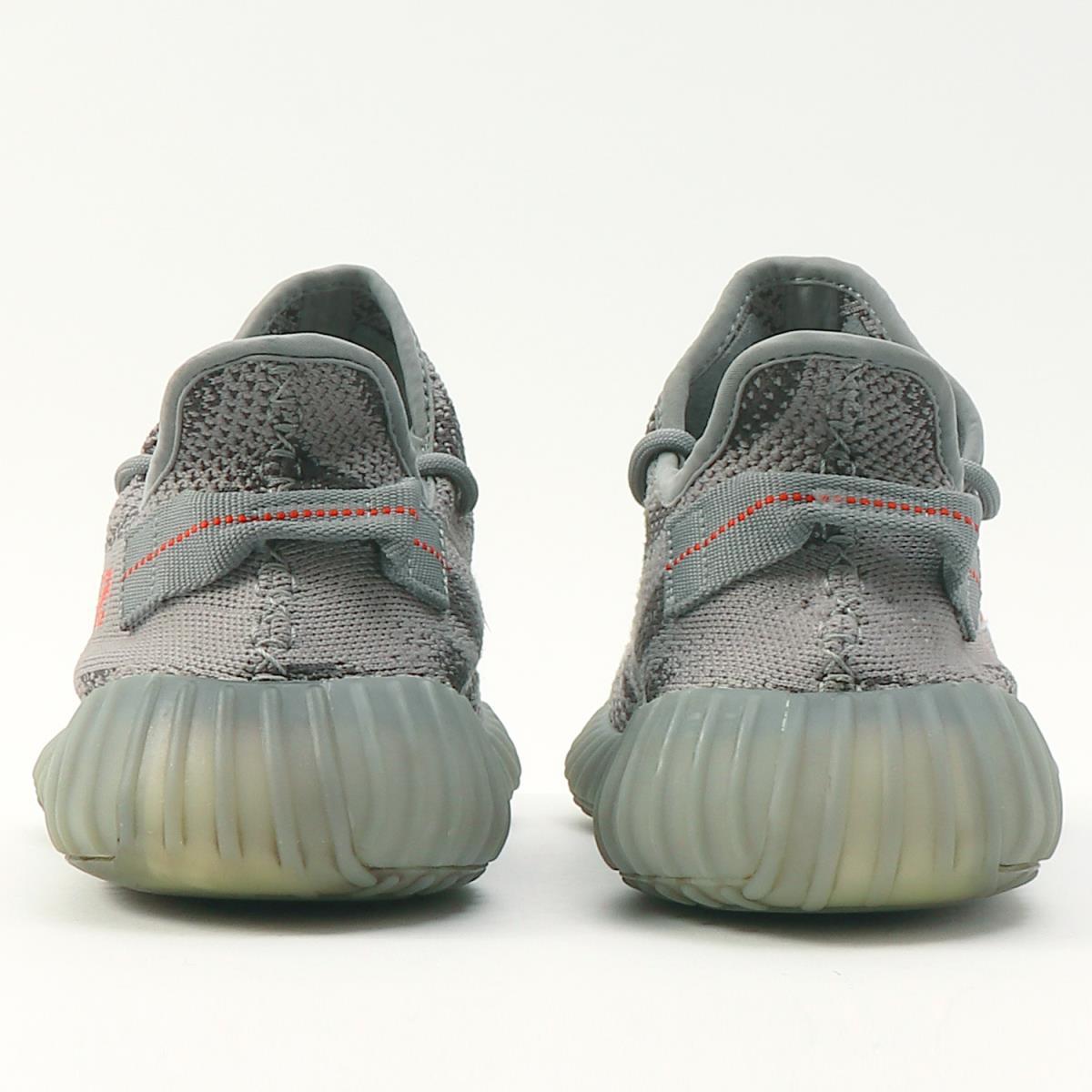 newest 54148 17255 adidas (Adidas) 17A W YEEZY BOOST 350 V2 BELUGA 2.0 (AH2203) gray X orange  US10.5(28.5cm)