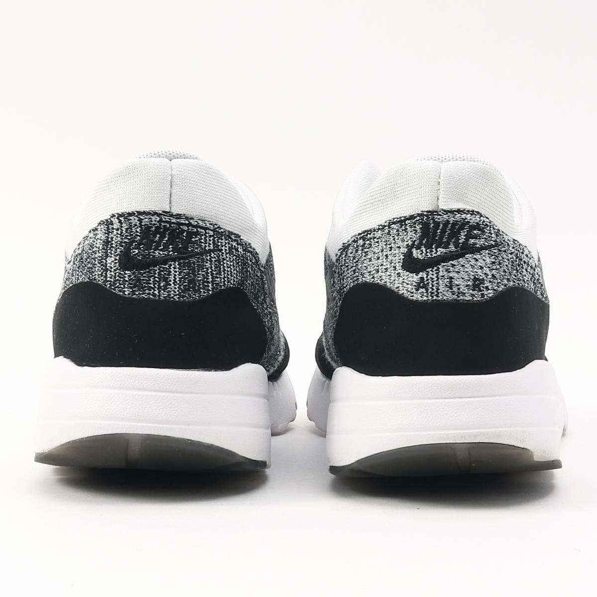 finest selection 3200b d9483 NIKE (Nike) AIR MAX 1 ULTRA FLYKNIT (843,384-100) white X black US9(27cm)