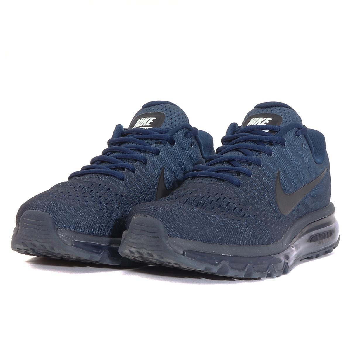 buy online a7ae8 67ee4 NIKE (Nike) AIR MAX 2017 (849,559-405) binary blue US8.5(26.5cm)
