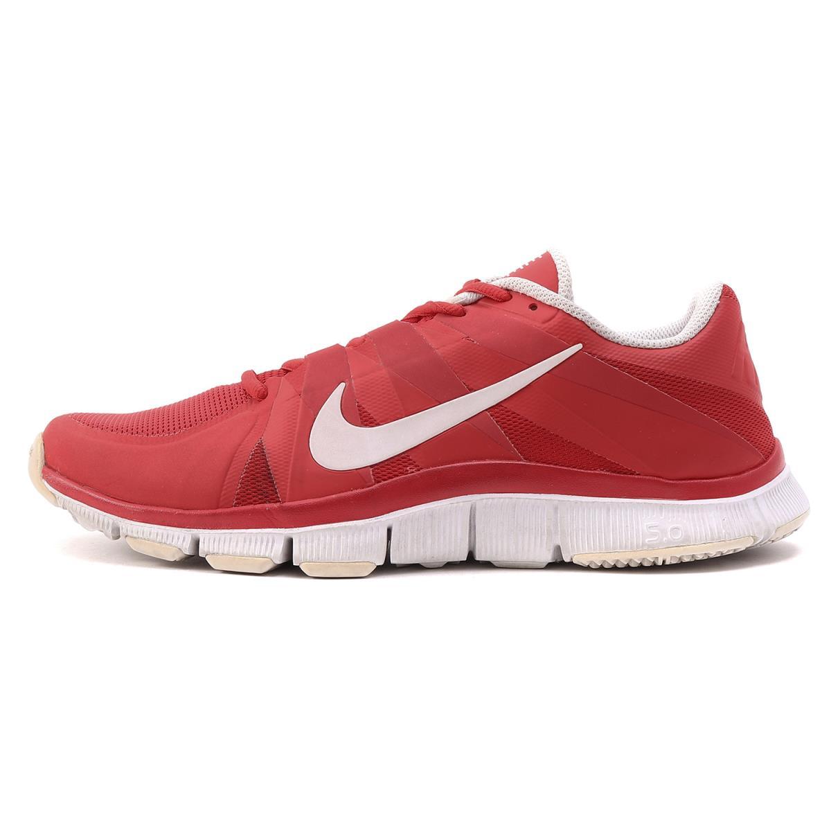 hot sale online a96f9 79280 BEEGLE by Boo-Bee  NIKE (Nike) FREE TRAINER 5.0 (511,018-616) red US8.5(26.5cm)    Rakuten Global Market