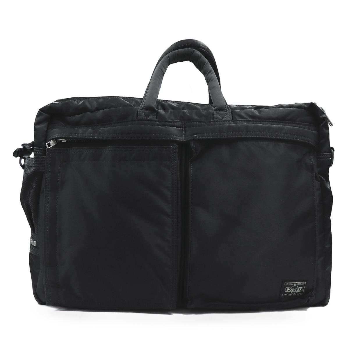 13635c607dfe BEEGLE by Boo-Bee  HEAD PORTER (head porter) tanker 2WAY briefcase (TANKER  2WAY BRIEFCASE) black