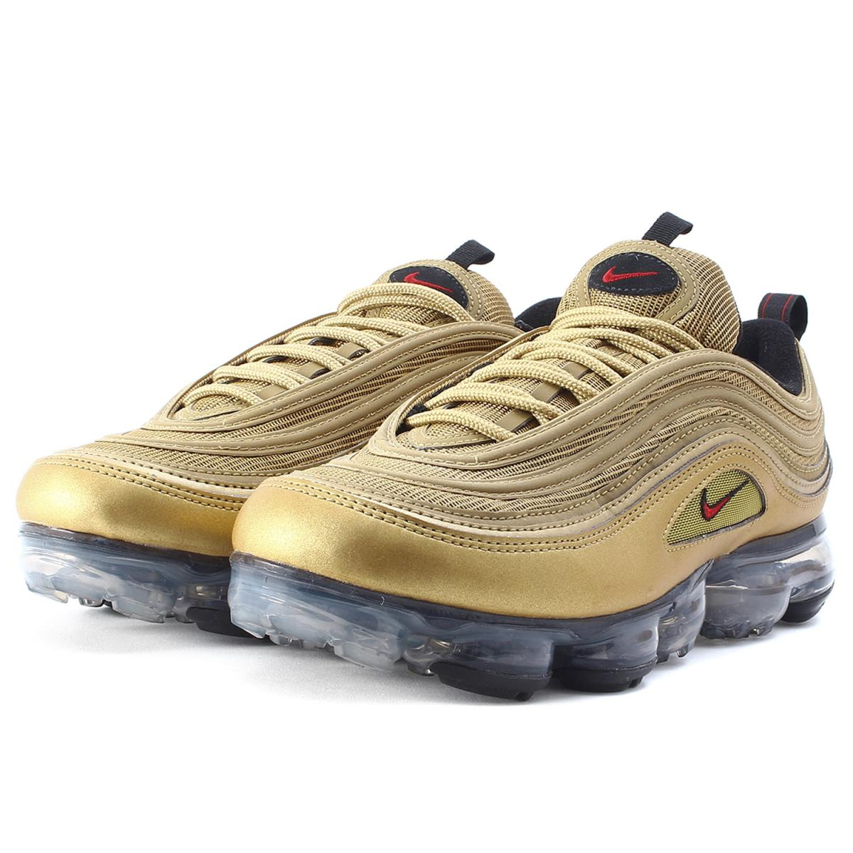 7e0b70c312 ... NIKE (Nike) AIR VAPORMAX 97 METALLIC GOLD (AJ7291-700) metallic gold ...