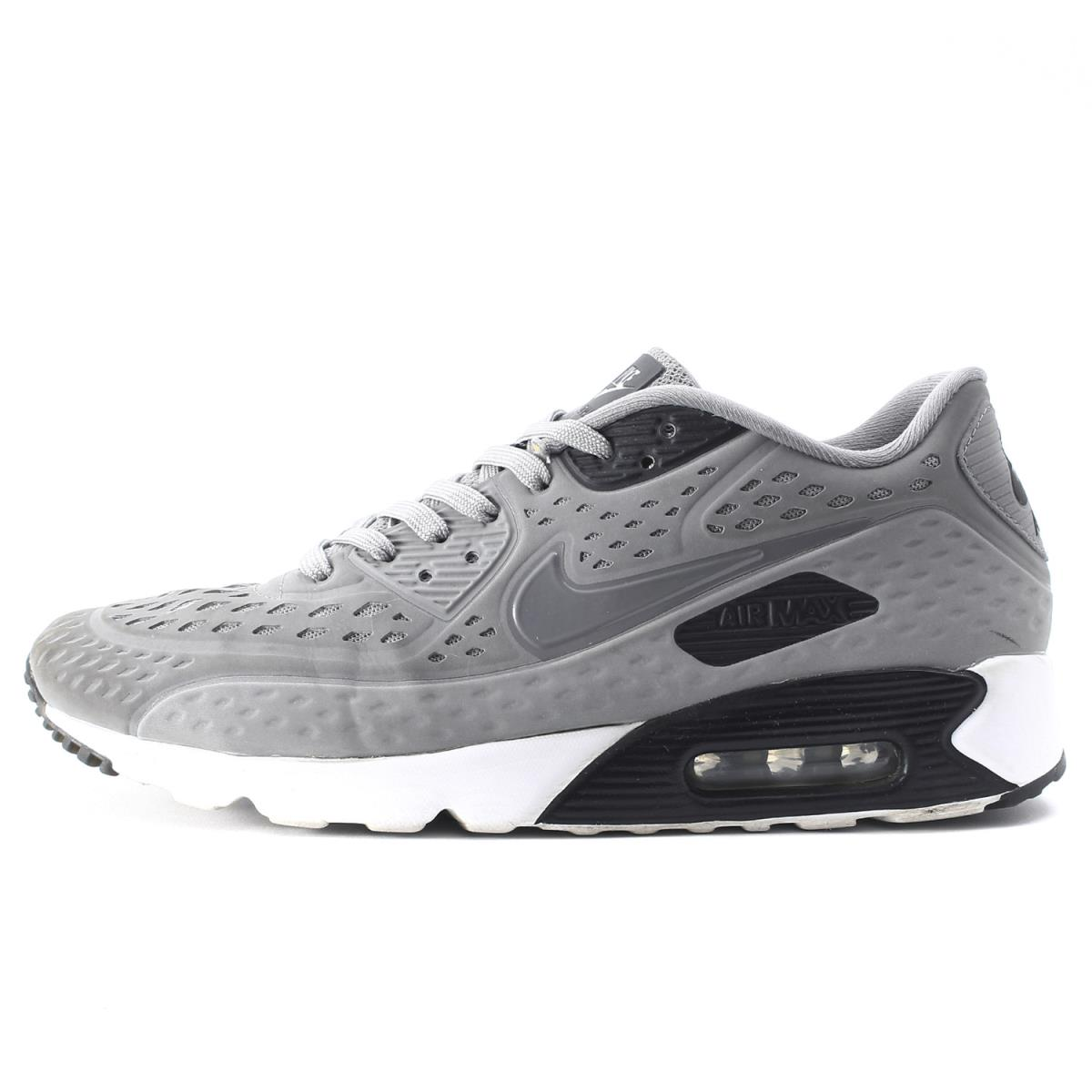 new product 31820 7d835 NIKE (Nike) AIR MAX 90 ULTRA BR (725,222-002) dust black ...