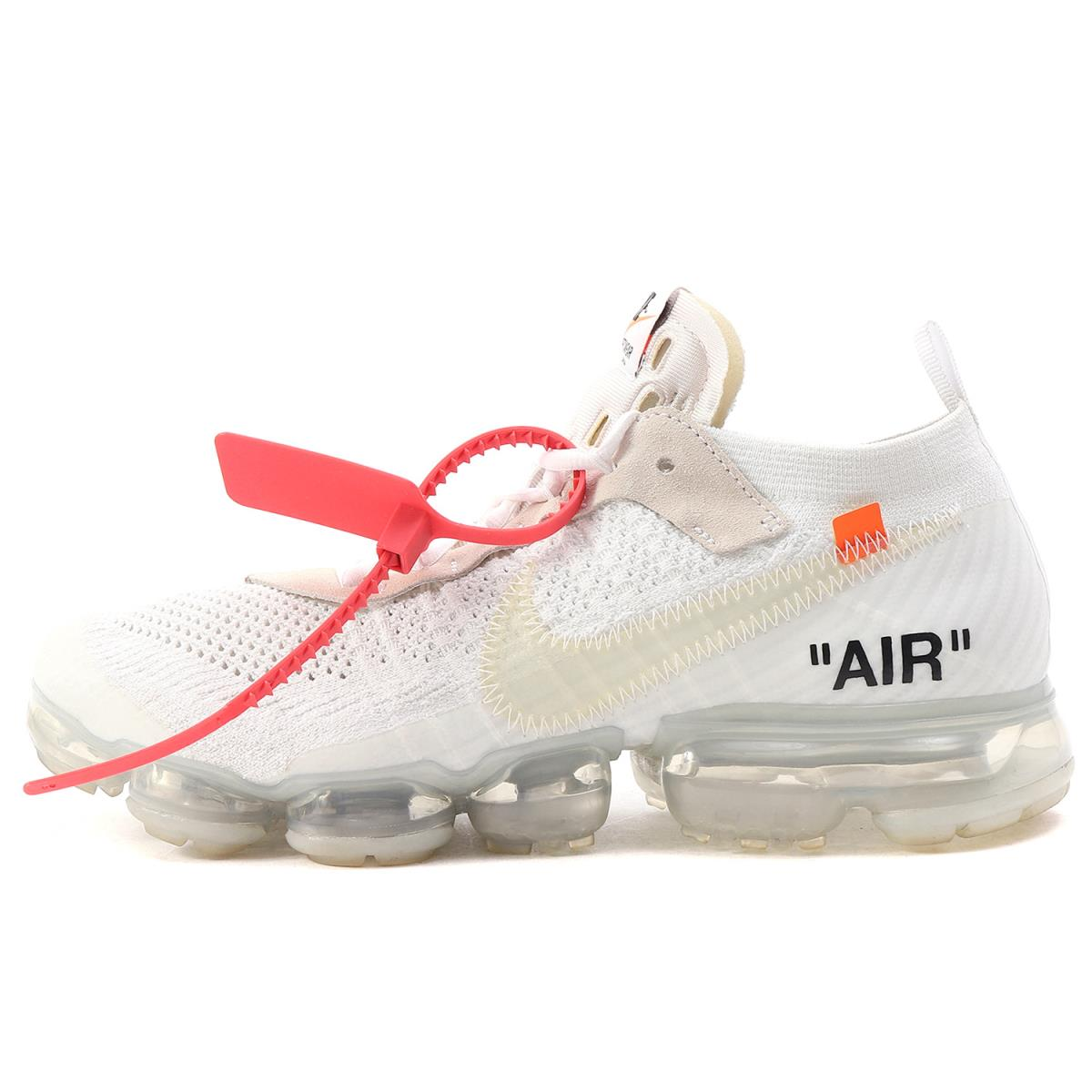 934c6b676aa1 It is AIR VAPORMAX FK (AA3831-100) vapor Max White US9.5(27.5cm) OFF-WHITE ( off-white) 18S S X NIKE THE 10