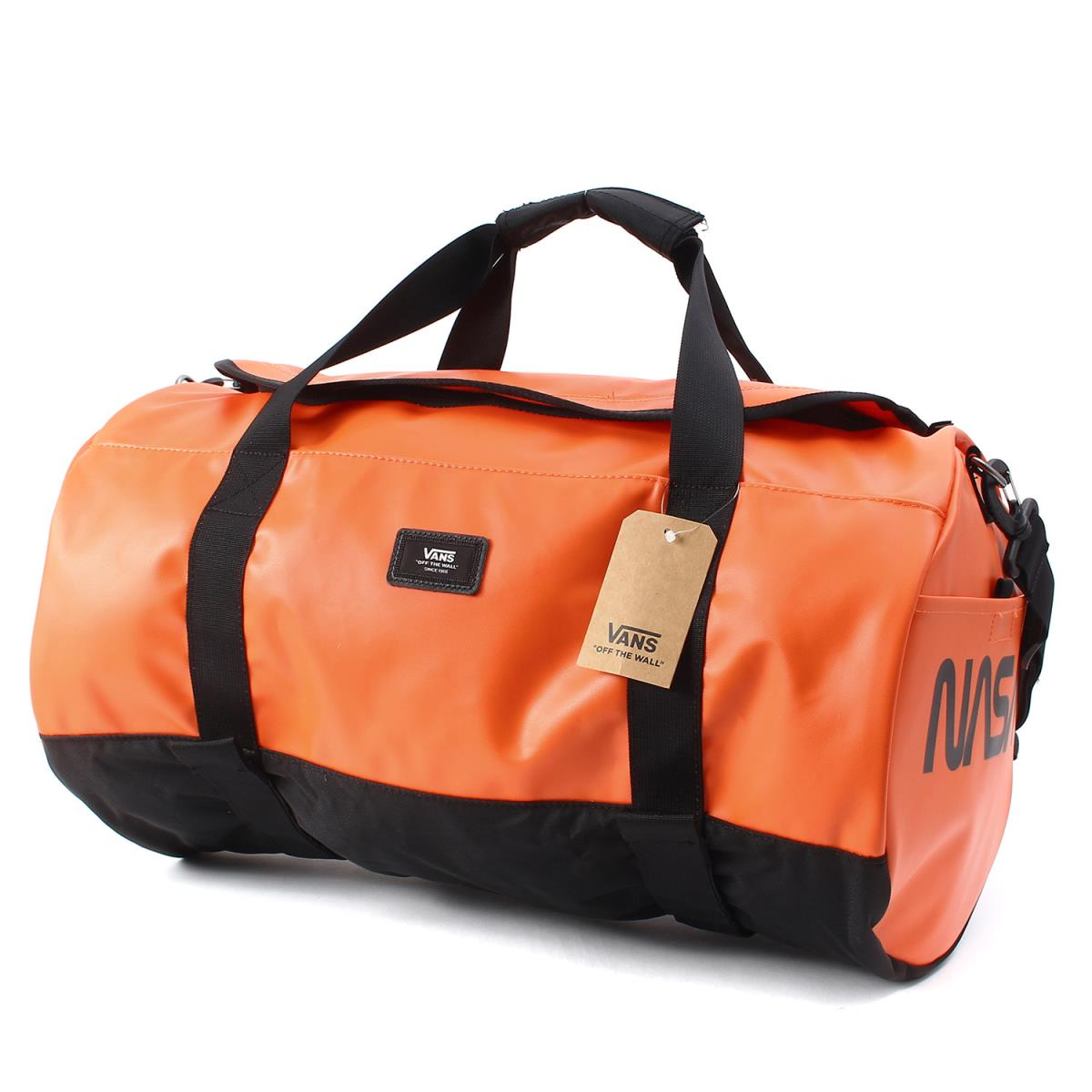VANS (vans) 18A/W X NASA skating duffel back (GRIND SKATE DUFFLE) orange to grind