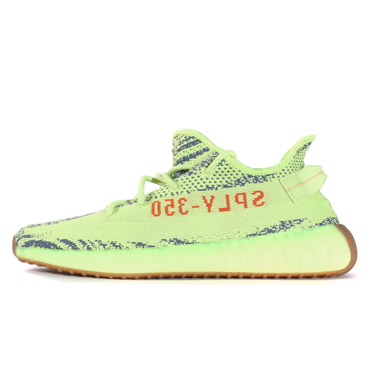 sports shoes 686b0 4f549 adidas (Adidas) 18A/W YEEZY BOOST 350 V2 SEMI FROZEN YELLOW(B37572) cicada  frozen yellow US10(28cm)