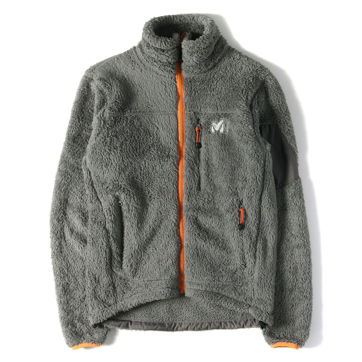 huge selection of 9562a 96a55 MILLET (Millet) ポーラベアーフリースジャケット (POLAR BEAR FLEECE JKT) gray XS