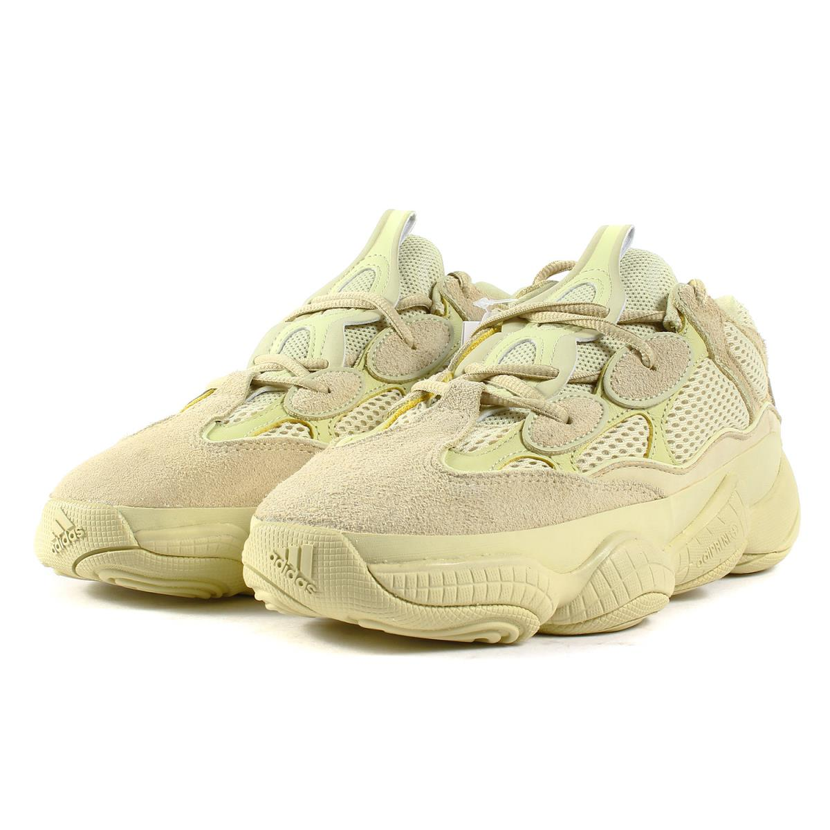 purchase cheap d3604 29a2f adidas (Adidas) 18S/S YEEZY 500 SUPERMOON YELLOW (DB2966) supermarket moon  US9(27cm)