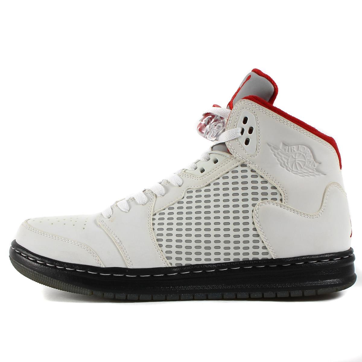 watch d4fd4 4fdb4 NIKE (Nike) JORDAN PRIME 5 (429,489-102) white X bar city red US8(26cm)