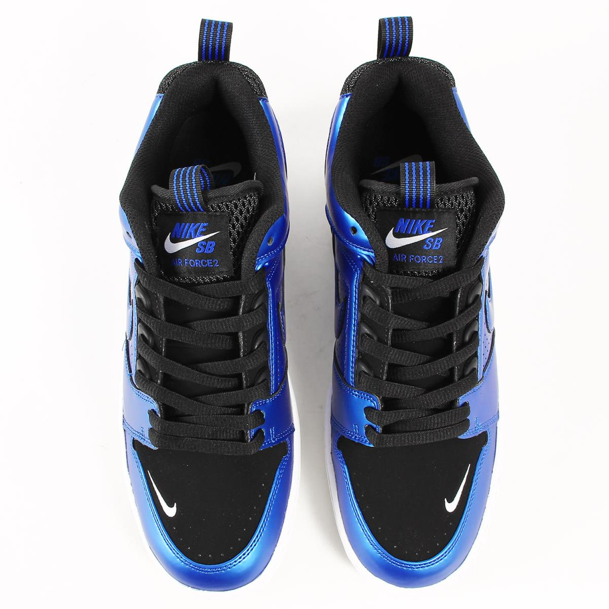 classic good out x arriving NIKE (Nike) SB AIR FORCE 2 LOW QS FOAMPOSITE ONE (AV3800-440) international  blue US8.5(26.5cm)