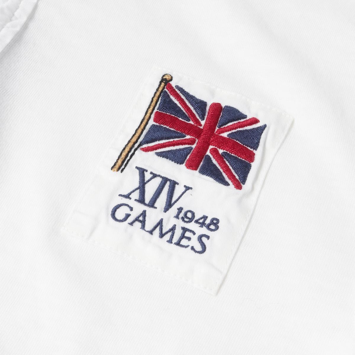 M Shirt Reeve Polo White Ralph Emblem By Laurenpolo LaurenUnion Longus Jack 8wPXN0Onk