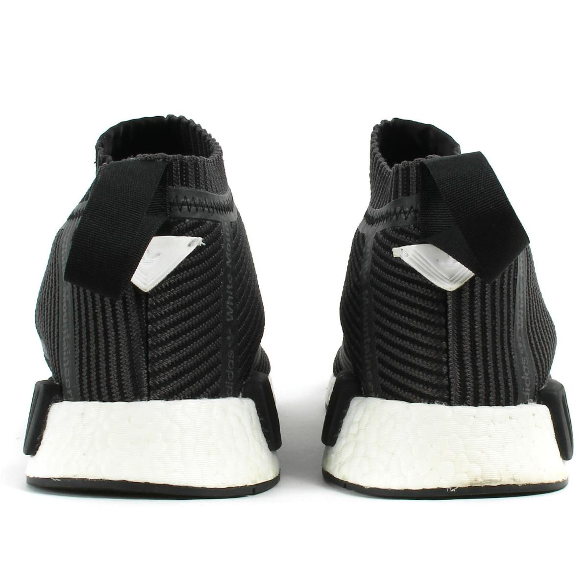 differently d7b2f 3c90e White Mountaineering (ホワイトマウンテニアリング) 16A/W X adidas WM NMD CITY  SOCK(S80529) black X gray US12(30cm)