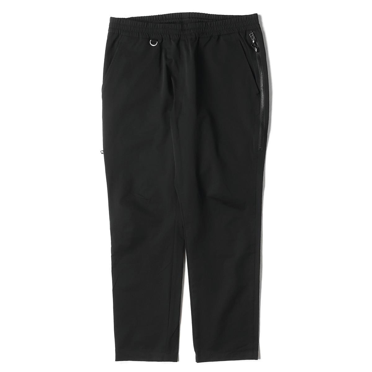 SOPHNET ソフネット パンツ 17AW ベンチレーション イージーパンツ VENTILATION PANT ブラック L 【メンズ】【中古】【K2590】【あす楽☆対応可】