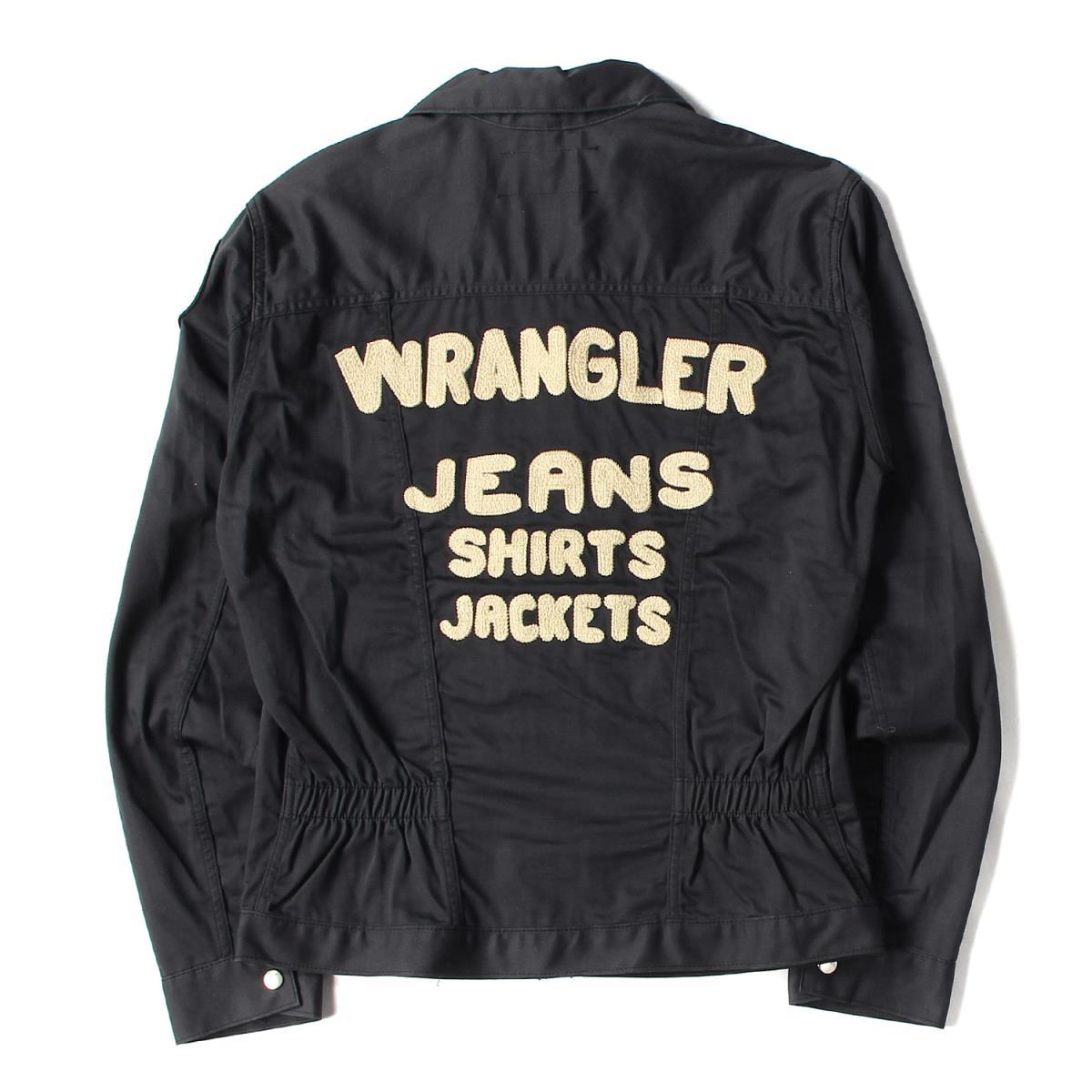 Wrangler ラングラー ジャケット 1950年代復刻 12MJZ チャンピオン ジャケット チャコール 40メンズUzGSMpVqL