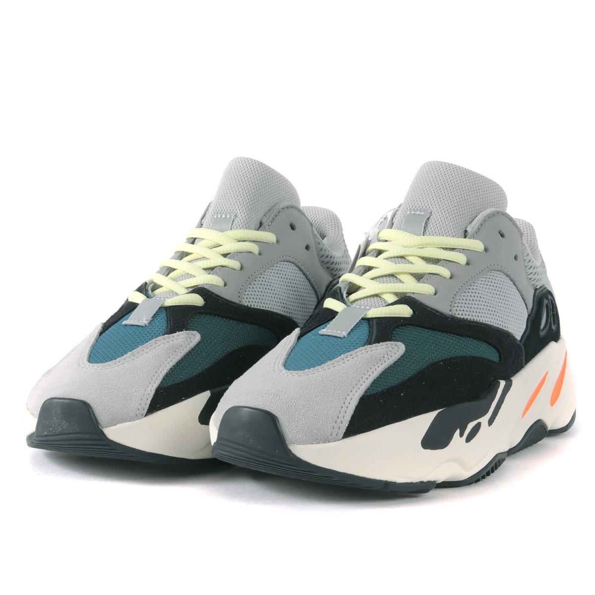 adidas Adidas YEEZY BOOST 700 WAVE RUNNER B75571 gray X white X black US8(26cm)