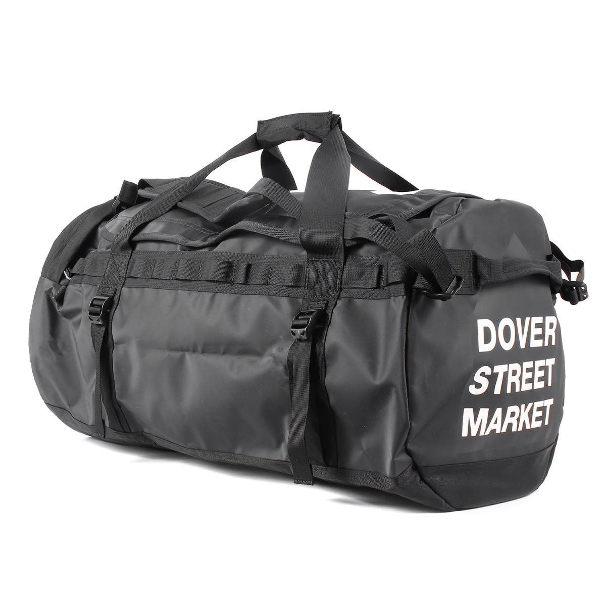 Dover Street Market ドーバー ストリート マーケット バッグ 19AW × THE NORTH FACE ベースキャンプダッフルバッグ1995 Base Camp Duffle ブラック L(95L) 【メンズ】【K2582】