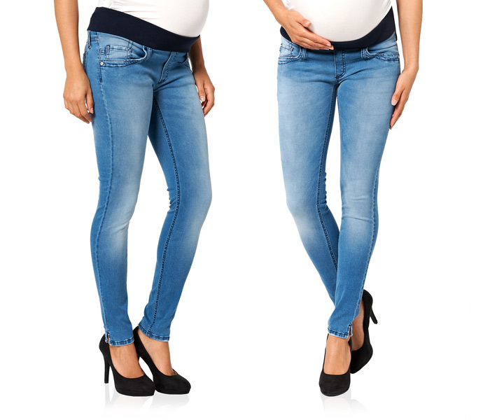 beemombaby | Rakuten Global Market: The model of maternity jeans ...