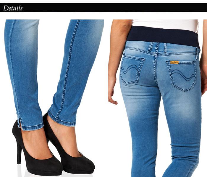 beemombaby | Rakuten Global Market: The model of maternity jeans ...