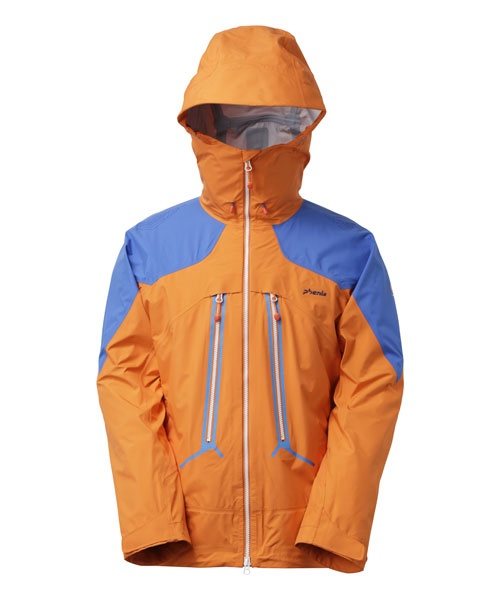【代引不可】PHENIX(フェニックス) PM412ST00-OR【MENS】PM412ST00 Clamber 3L Jacket 処分セール
