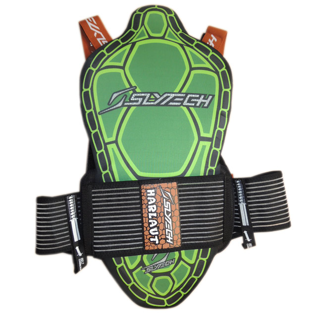 Slytech Protector Back Protector Green Backpro One Lite Harlaut Turtle