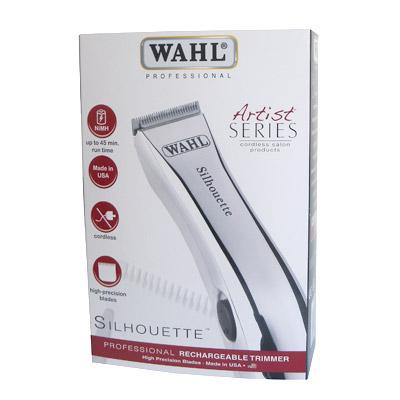 WAHL シルエットポエム コードレストリマー No.8776-020 送料無料 コンビニ受取対応商品