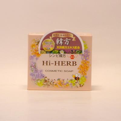 今だけ限定15%OFFクーポン発行中 シンビ 韓方ハイハーブ石鹸 コンビニ受取対応商品 100g 高い素材