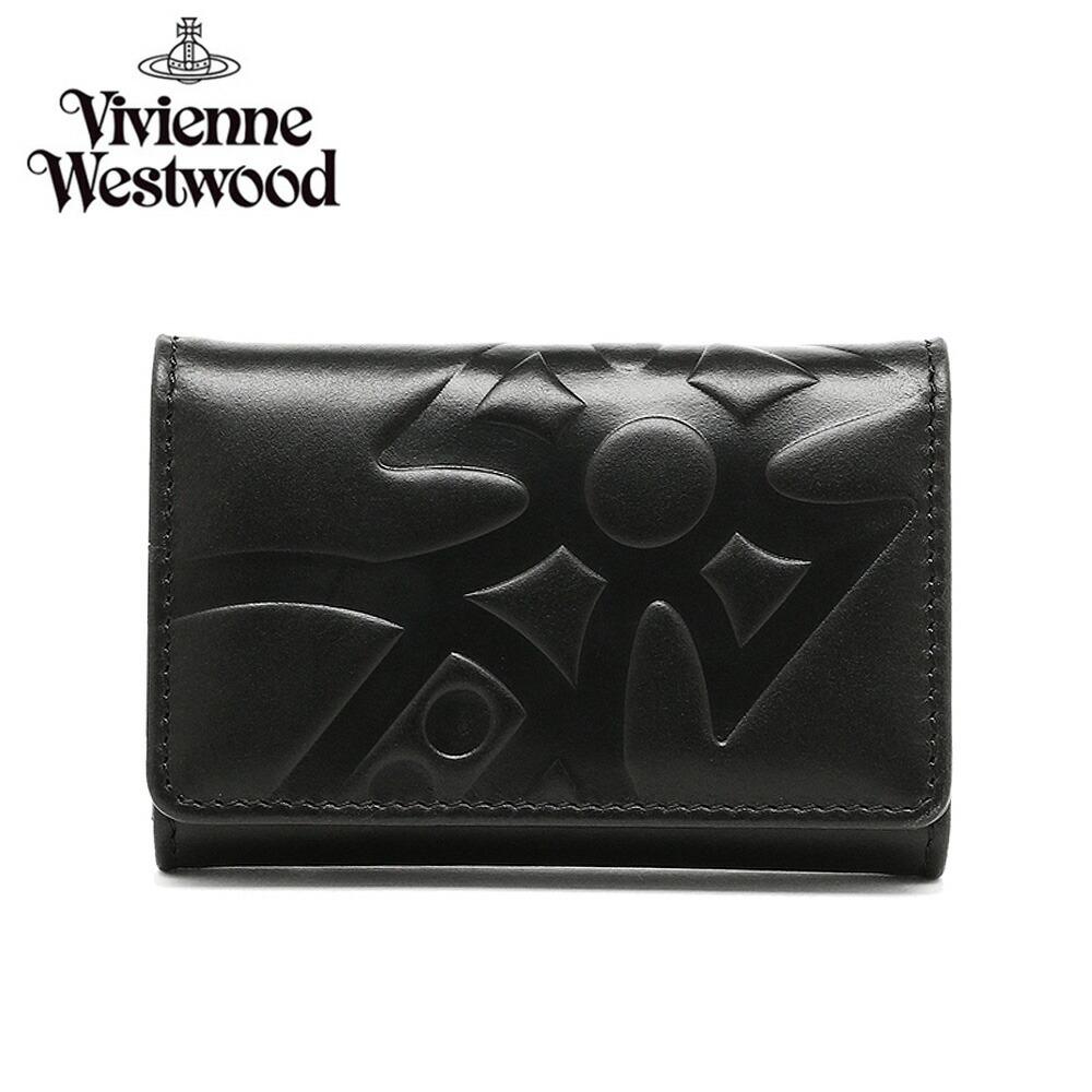 期間限定特価品 ヴィヴィアンウエストウッド キーケース GIANT ORB 51020003 ブラック IP-0579 VIVIENNE オーブ ホワイトデー WESTWOOD ギフト プレゼント メンズ 手数料無料 誕生日 送料無料