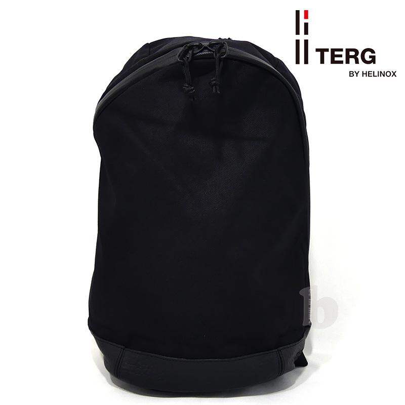 【送料無料】【TERG BY HELINOX Daypack mini デイパック ミニ 12L 137277】【ip-0239】ターグバイヘリノックス ブラック Black バックパック リュック リュックサック メンズ プレゼント ギフト 通勤 通学