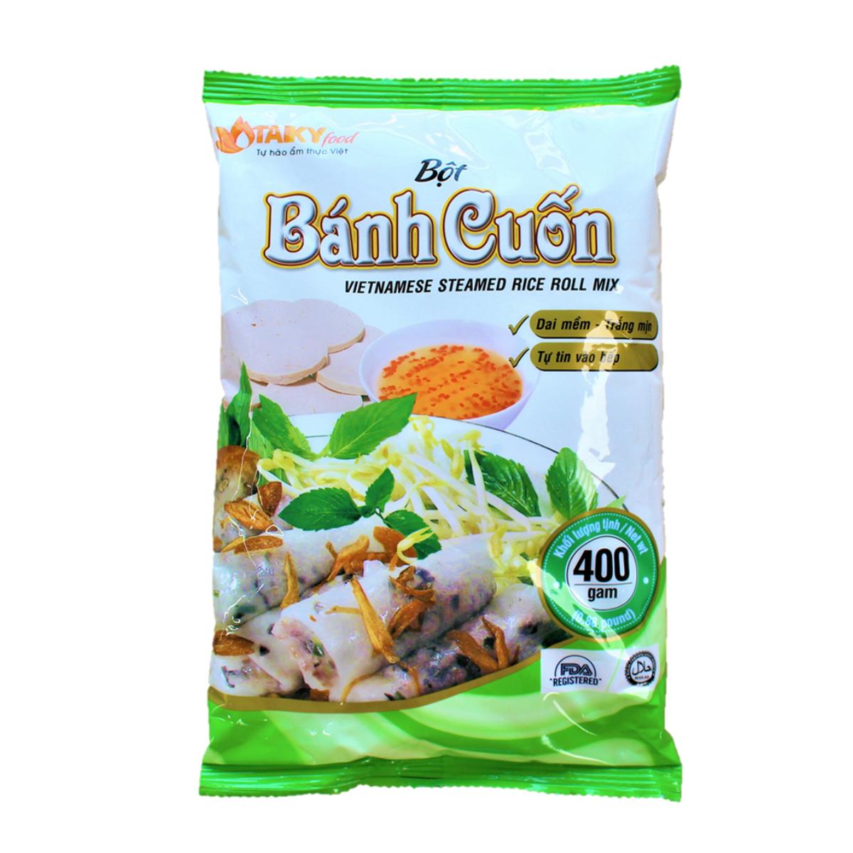 ベトナム料理がお家で楽しめます バインクオン粉 400gB?T B NH 格安SALEスタート CU?N 豊富な品 gam ベトナム 400 ? 調味用ミックス粉
