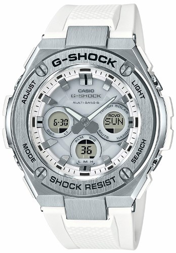 【国内正規品】【送料無料】【ギフト包装対応】CASIO カシオ G-SHOCK ジーショック「G-STEEL(G-スチール)」GST-W310-7AJFミドルサイズ