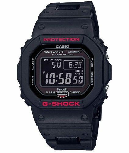 【国内正規品】【送料無料】【ギフト包装対応】CASIO カシオ G-SHOCK ジーショックスクエアモデル Bluetooth®通信機能GW-B5600HR-1JF