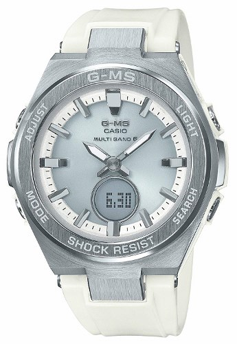 【国内正規品】【送料無料】【ギフト包装対応】CASIO カシオ BABY-G ベビージーG-MS(ジーミズ)メタルデザインMSG-W200-7AJF