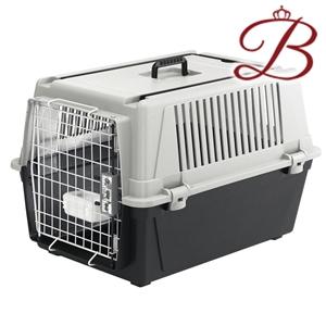 イタリアferplast社製 アトラス 40 atlas 40 中型犬用 キャリー ペットキャリー 犬 ゲージ 飛行機IATA航空輸送基準をクリア