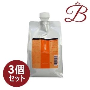 【×3個】ルベル イオ クレンジング フレッシュメント (シャンプー) 1000mL 詰替え用